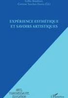Expérience esthétique et savoirs artistiques