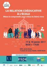 Visuel La relation coéducative à l'école.